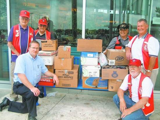 Austin Downtown Founder Lions Club - EyeGlasses Recycling